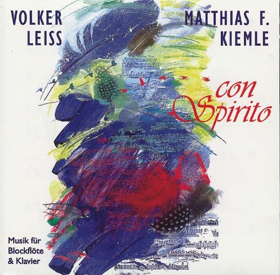 Volker Leiß and Matthias F. Kiemle - Con Spirito