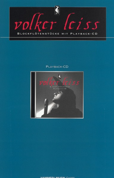 Notenheft Blockflötenstücke mit Playback-CD